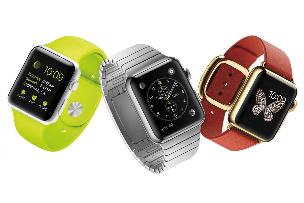 Apple Watch ทั้ง 3 เวอร์ชั่น