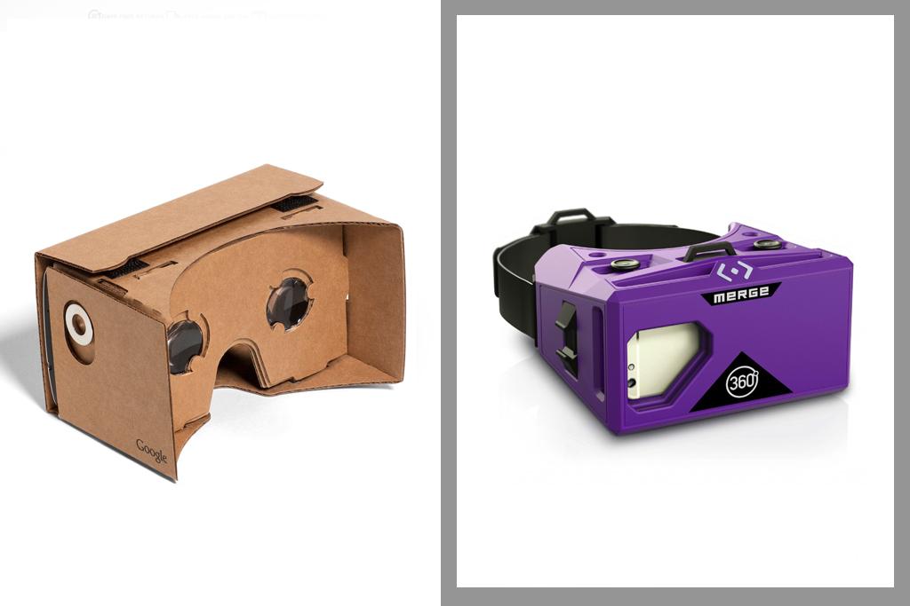 One Cardboard / Merge VR