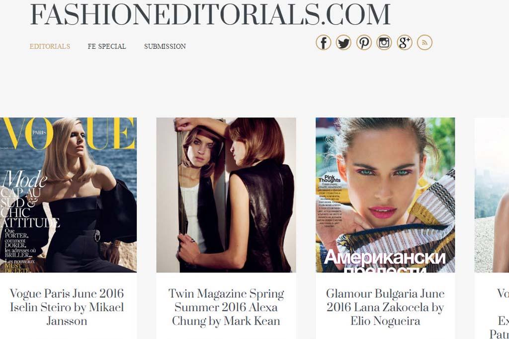 fashioneditorials
