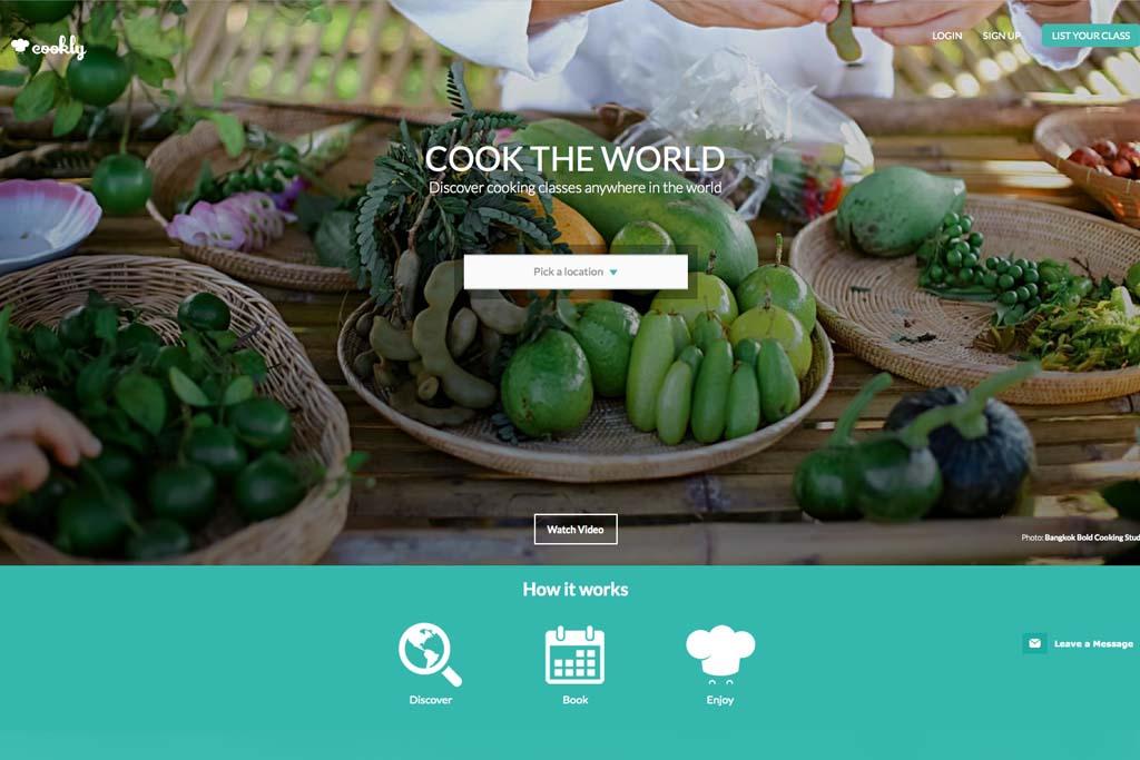 บริการของ Cookly ก็มีความน่าสนใจในฐานลูกค้าต่างประเภทที่ต้องการ มาเที่ยวแบบโฮมสเตย์ในประเทศไทย