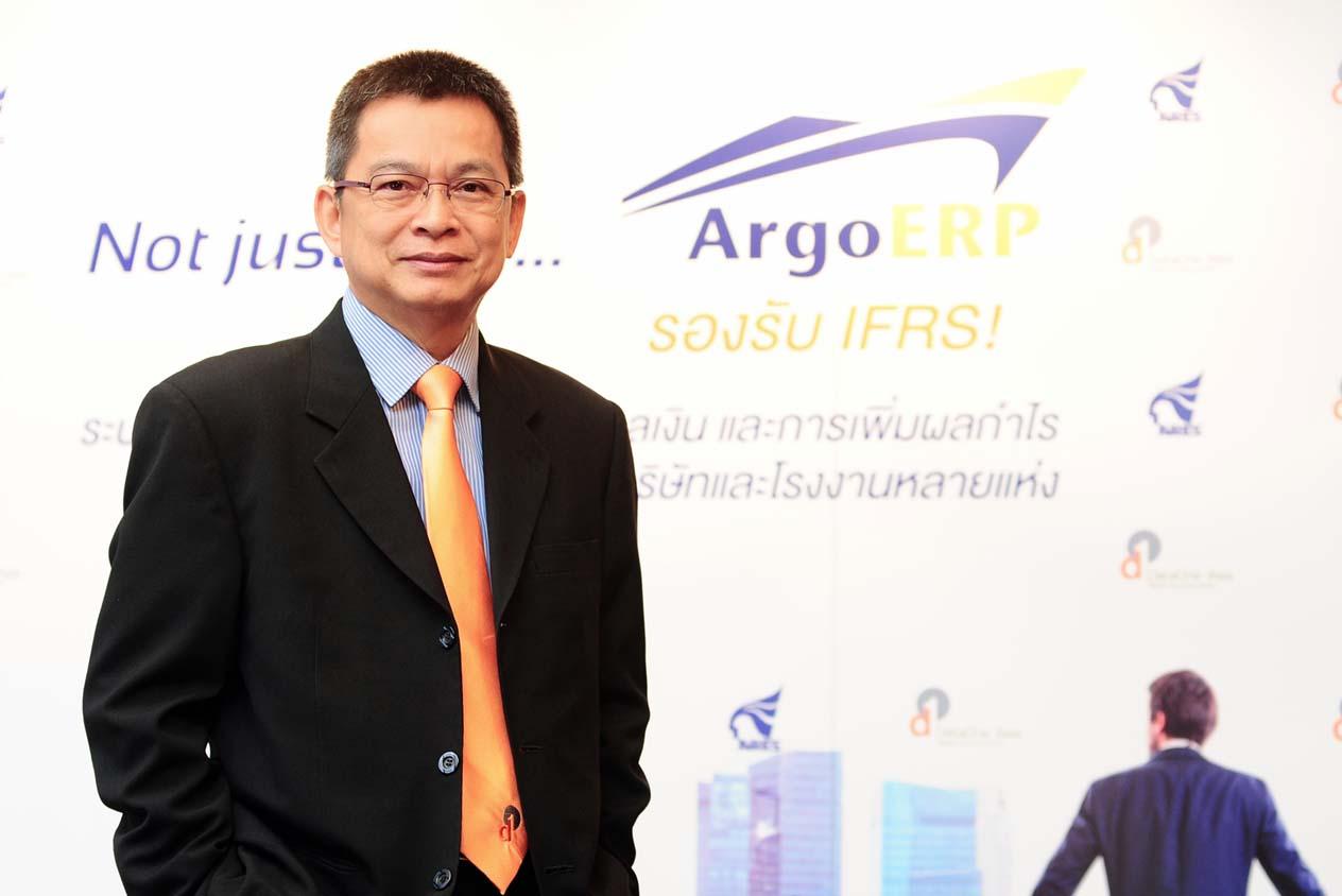 อดิสร แก้วบูชา กรรมการผู้จัดการ บริษัทดาต้าวัน เอเชีย (ประเทศไทย)