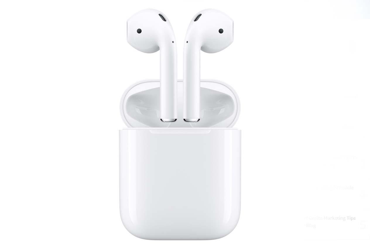 AirPods หูฟังไร้สายจาก Apple