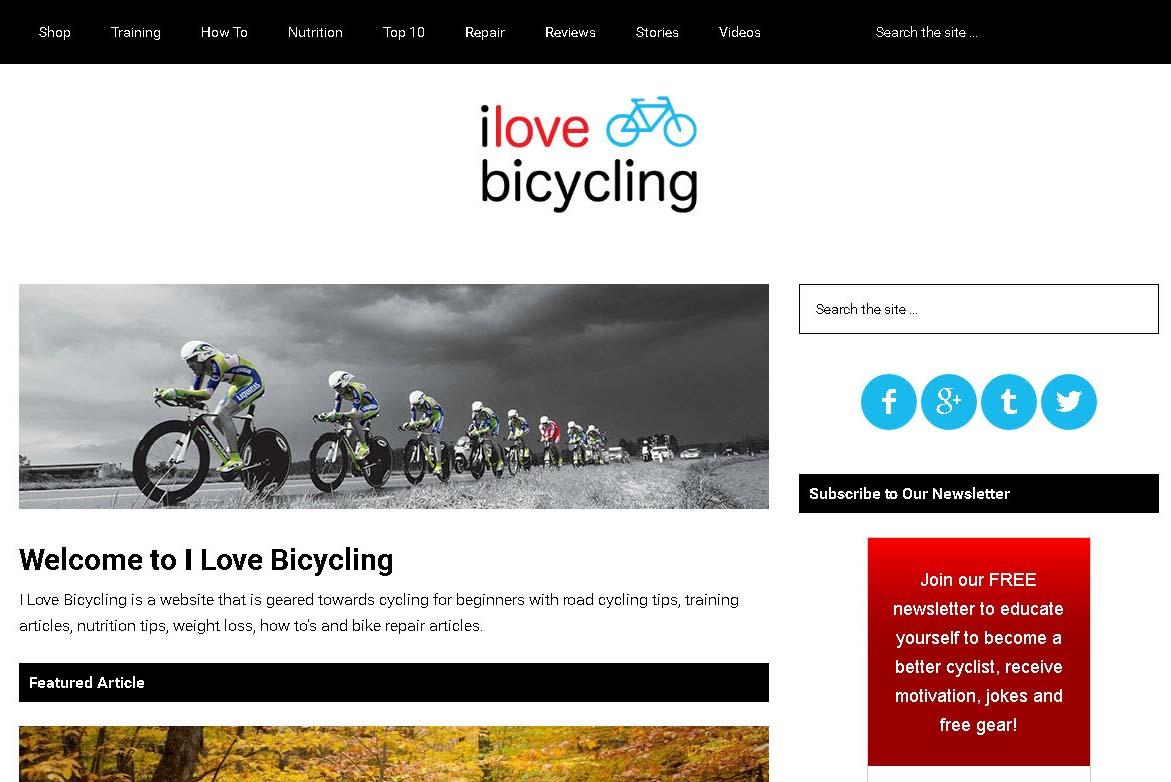 ilovebicycling-com